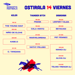 Donostia-festibala-horarios-viernes