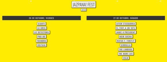 JAZPANA FEST 2018